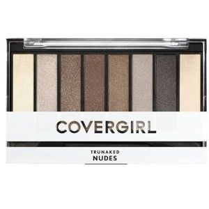 NWT!TRENDING Top Selling Covergirl Trunaked Nudes